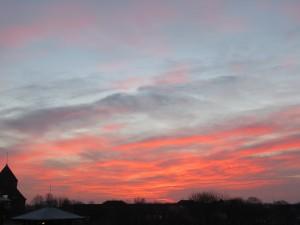 Sunrise 11/02/16