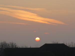 Sunrise 11/03/16