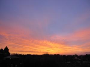Sunrise 13/11/14