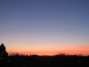 Sunrise 18/02/14