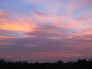 Sunrise 17/12/15