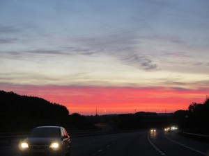 Sunset 30/05/16