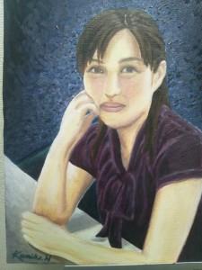 Portrait (K)