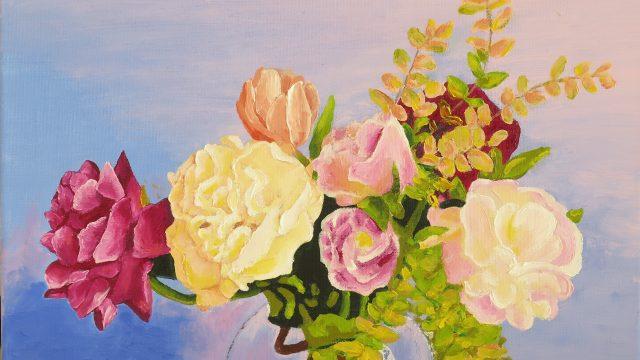 Peaceful Roses
