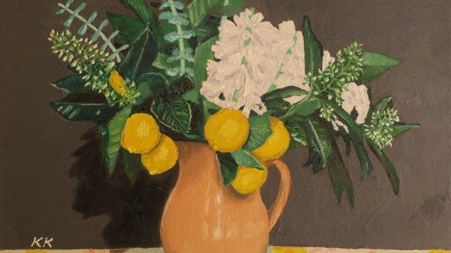 citrus in yellow
