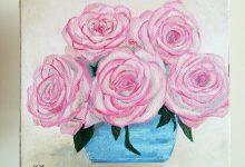 Shabbychic Roses