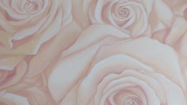 Pinkbeige Roses